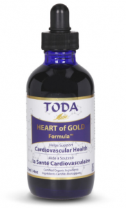 Krople TODA HEART of GOLD Formula 120 ml